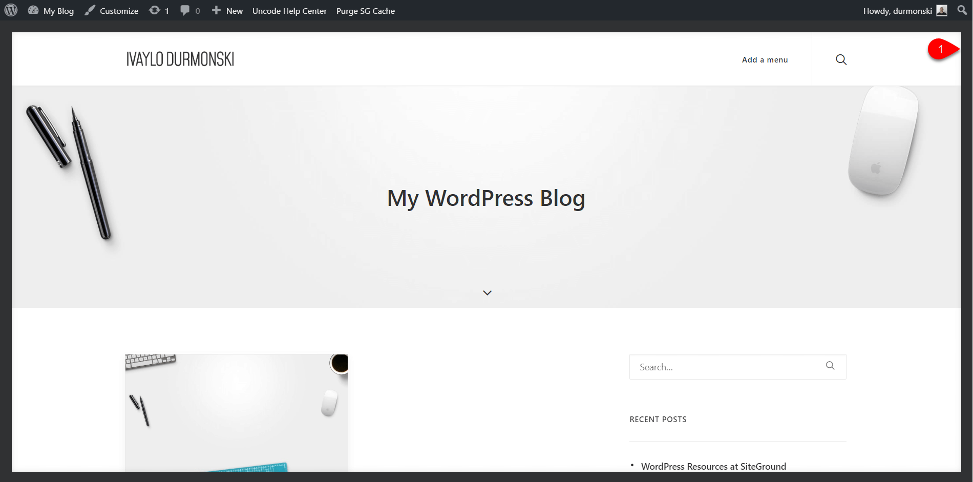 Uncode WordPress Theme Settings 12