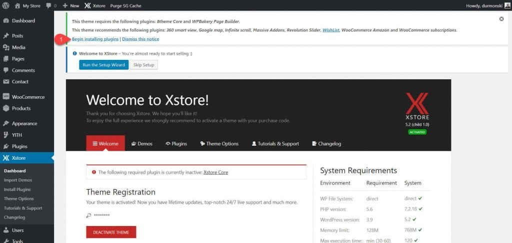 XStore WordPress Detailed Theme Review: eCommerce Solution For Store Owners 1
