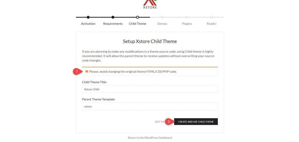 XStore detailed theme review 5