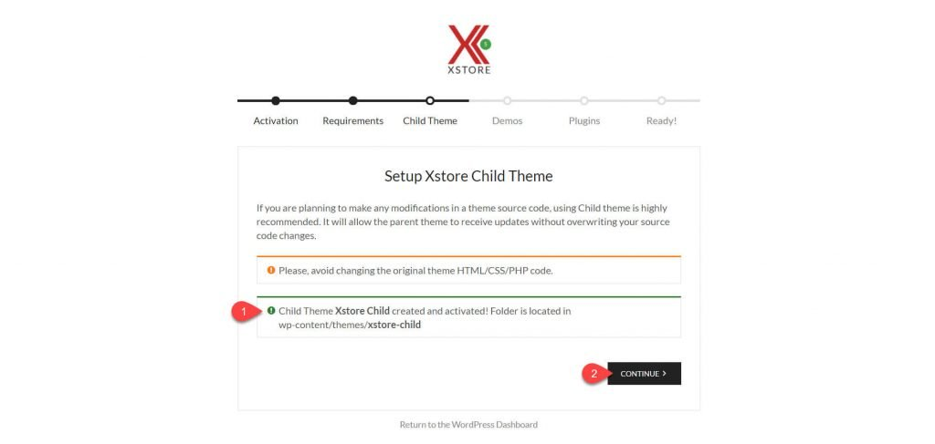 XStore detailed theme review 6