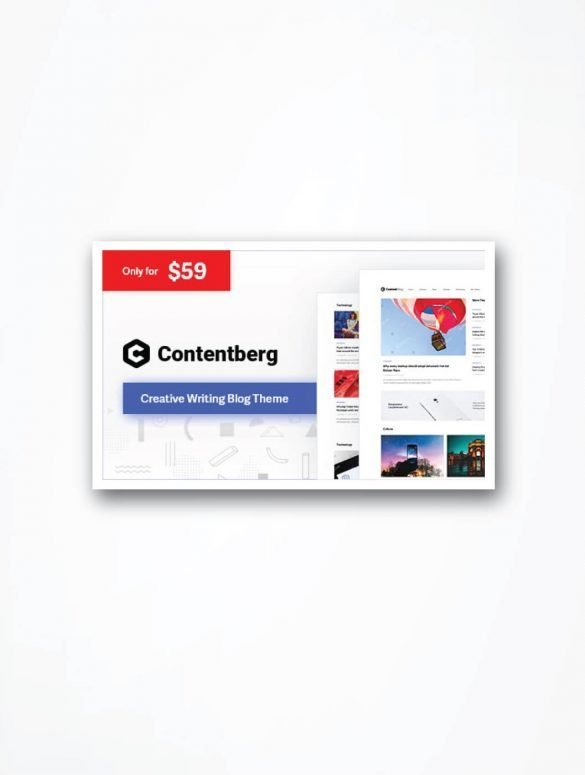 detailed contentberg theme review